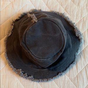 Madewell Cotton Canvas Beach Hat